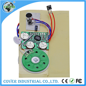 AG-13 Battery Holder cheapest postcard sound module for greeting card