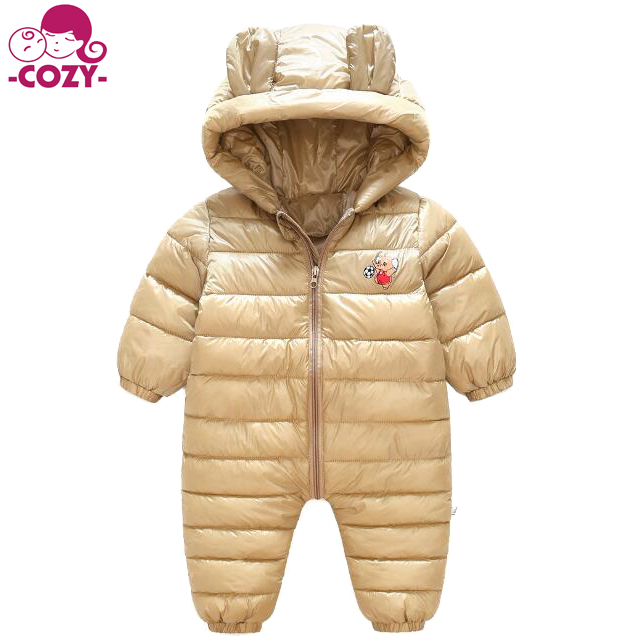2018 New Warm Baby Winter Coats Down Cotton Coat Jacket Kids Baby Clothes Hooded Infant Down Puffer Jackets Boys Girls Overalls For Improving Blood Circulation Mother & Kids Outerwear & Coats