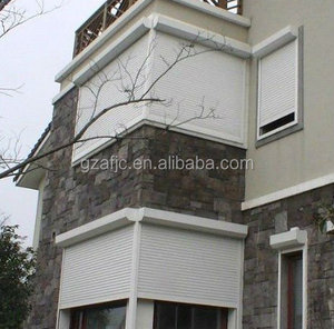 rolling blind window with good looking, pvc sliding up and down window, window grills design for sliding windows