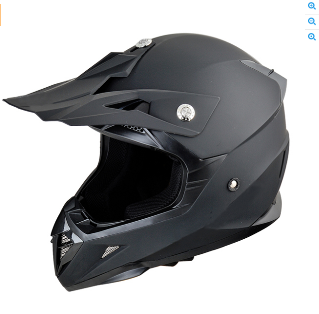 DOTAdult motocross helmet professional off road helmet Downhill motorcycle helmet Dirt Bike Rally racing capacete matte black