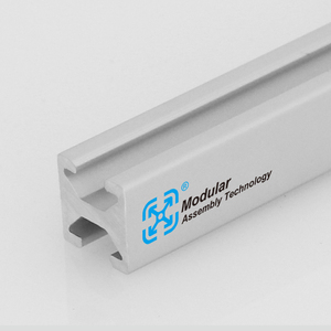 PG15 15x15 t slot aluminum extrusion profiles for light weight structure