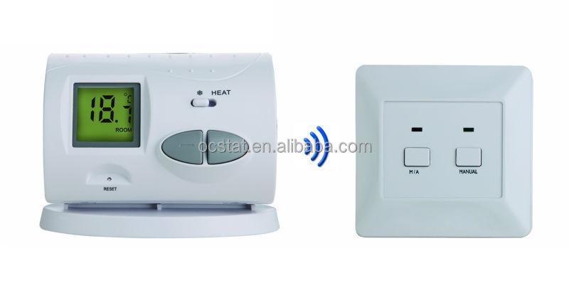 Electronic Room Thermostat Intelligent Floor Heating Smart