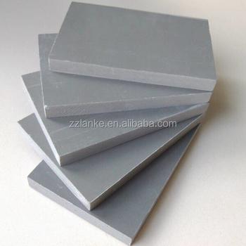 Lanke Foam Pvc Plastic Concrete Formworks Panel Board