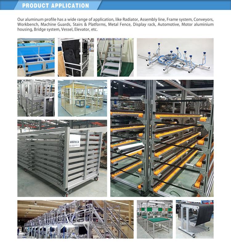 IndusTrial 20x20mm Europ/äische Standard Aluminium unststoff Extrusion Kappe Packung von 20
