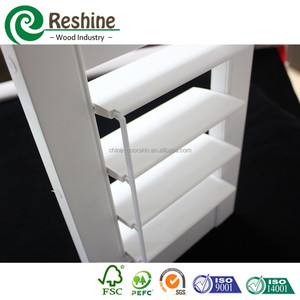 high quality pvc shutter PVC louver windows
