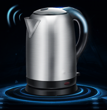 electric kettle stainless steel 1.2L tea kettle