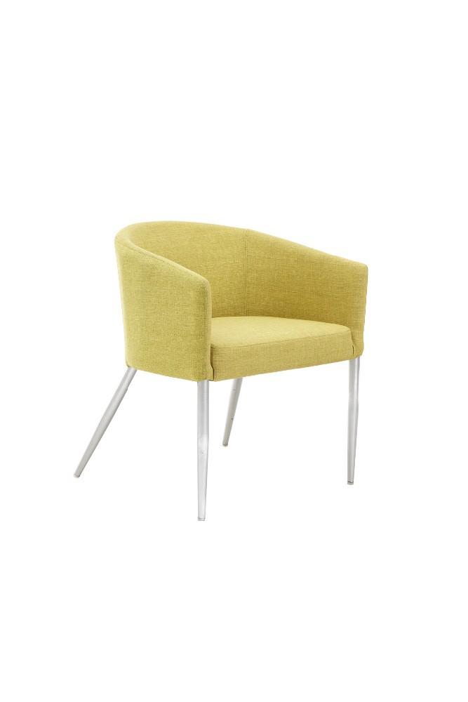 Kleurrijke comfortabele eetkamer meubilair modern design lage rug stof eetkamerstoel - Moderne eetkamerstoel eetkamer ...