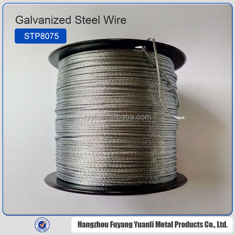 Picture hanging galvanized steel <strong>wire</strong>,galvanized braided <strong>wire</strong>