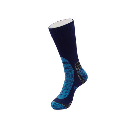 Breathable Double Layer Waterproof Socks, High Quality Performance Lightweight Waterproof Socks for Hiking, Climbing