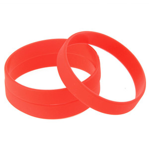 Popular 3D silicone wristbands for customers