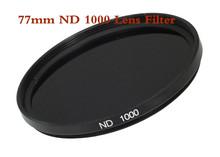 77mm ND1000 Neutral Density ND 1000 Lens Filters for Digital SLR DSLR Camera 77mm Front Filter