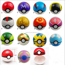 Hottest new game children toy wholesale pokeball toy for pokemon go fans