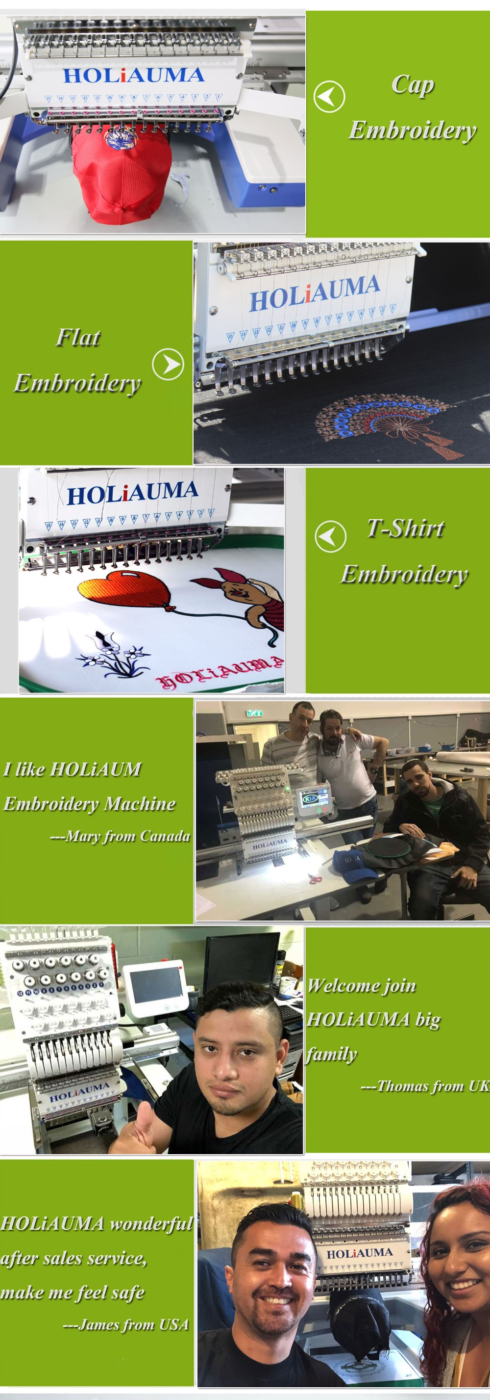 Tajima प्रकार कढ़ाई मशीन 15 रंग एकल सिर इस्तेमाल किया कढ़ाई मशीन टोपी/टीशर्ट/फ्लैट/फीता कंप्यूटर कढ़ाई मशीन