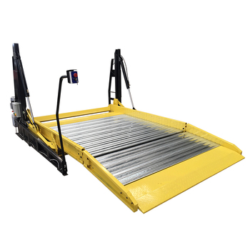 Telian tilting two post car parking lift with CE for sale