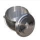 36 cm big aluminum cooking pot with 1.0mm thickness