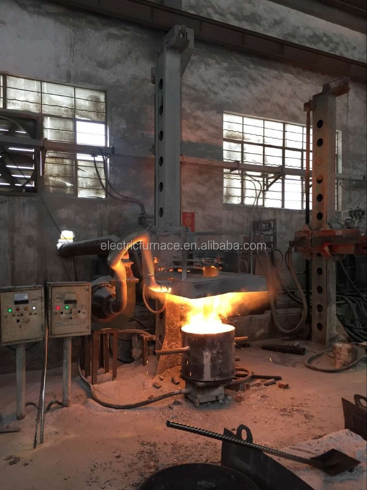 100KG ESR furnace or 0.1T electroslag remelting furnace