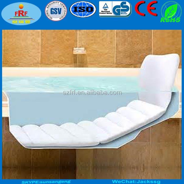 Schlauchboot voller k rper badewanne liege aufblasbare for Aufblasbares schwimmbecken angebote