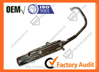 HIGH PERFORMANCE Chinese Motorcycle Exhaust Muffler Wholesale