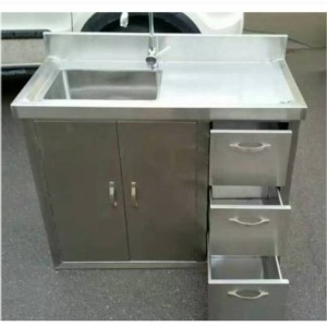 Custom Made Commercial Stainless Steel modular kitchen