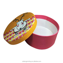 Cheap Round Hat Boxes Card gift box