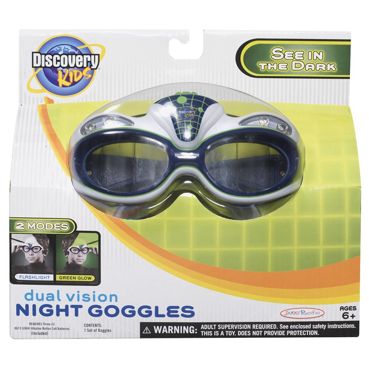 Discovery Kids Discovery Kids Dual Vision Night Goggles 2