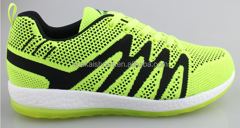 2016 men fashion kint sports shoe wholesale shoe