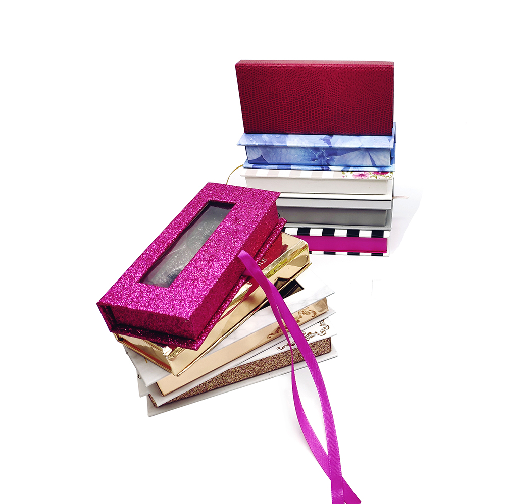 Make Your Own False Eyelash Box Eyelash Drawer Box фото