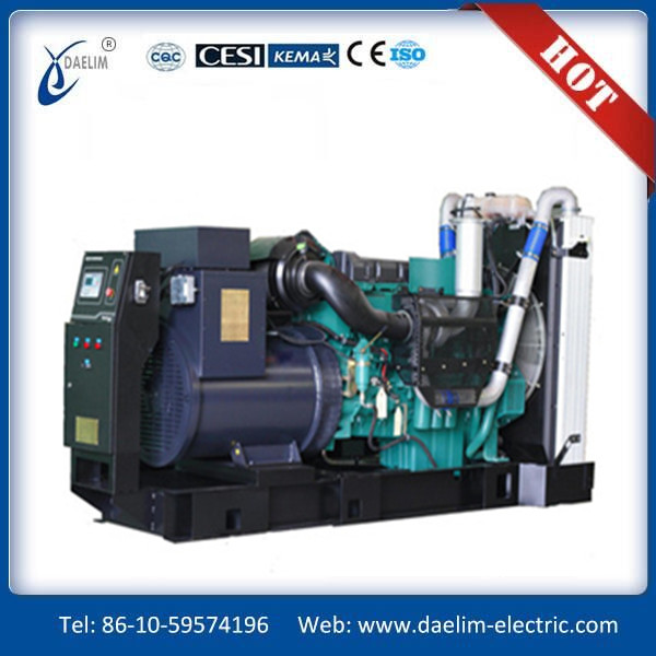 Superior quality 10KVA-2000KVA magnetic generator for hot sales