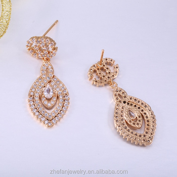 beb332a988698 Thailand Jewellery Wholesale New 2018 Latest Gold Earring Design - Buy  Indian Bridal Necklace Set,Indian Bridal Jewelry Sets,Indian Kundan  Necklace ...
