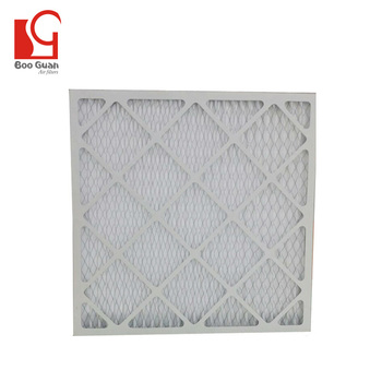 Merv 11 pleated air filter replacement filter