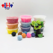 Wholesale Kids Polymer Color Play Dough Foam Clay