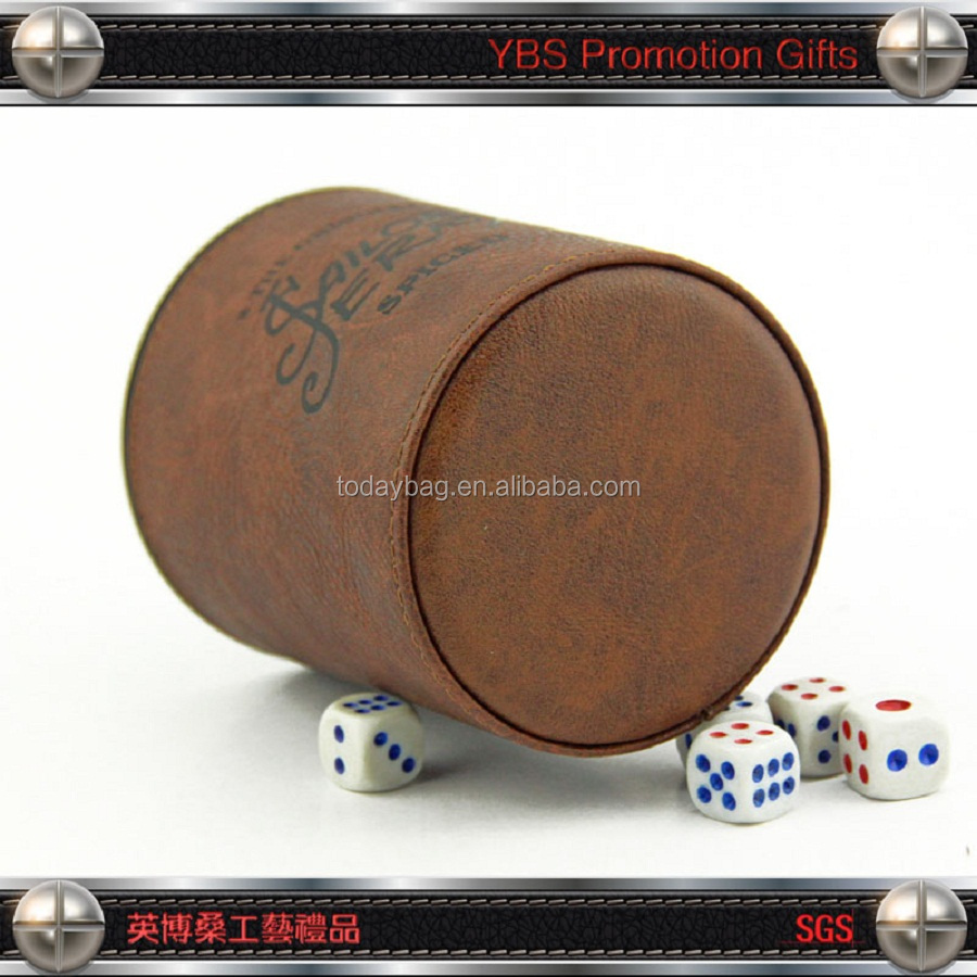 shaker joyshaker cup dice cup for board game factory in China