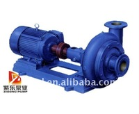 horizontal fecal sewage pump
