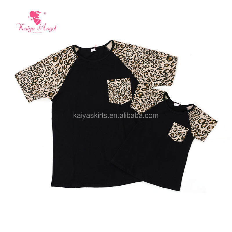 import clothing from china Kaiya Mommy and Me shirts
