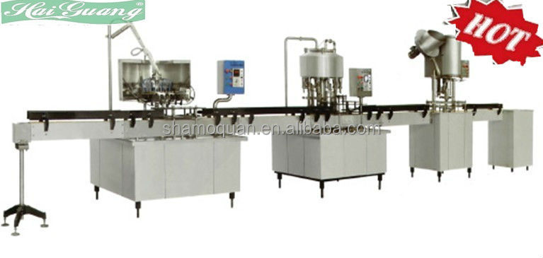 Automatic Drinking water Production Line/ Water Bottling Plant/ small bottle water production line