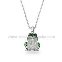 New products promotion frog design orgone pendant