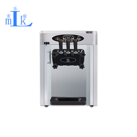frozen yogurt machine/commercial stainless steel soft ice cream machine for sale