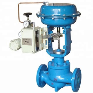 TIANJIN BELL Pneumatic Double acting Self-actuated Membrane Control Valve /Pneumatic actuator value