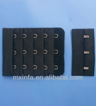 5x4 bra hook and loop fastener