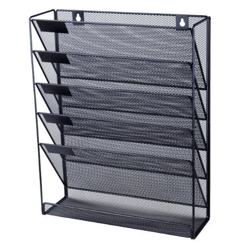 Metal Wall File buy wholesale factory price black office metal wire mesh wall file