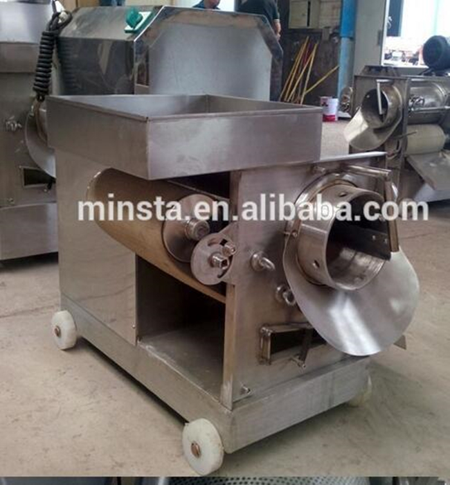 Trade Assurance Stainless steel fish bone removing machine fish deboner for sale