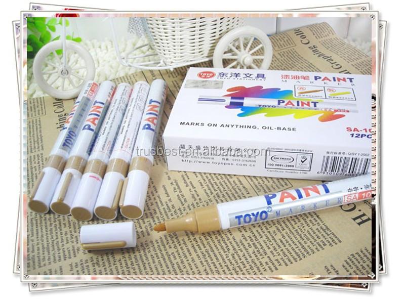 marque peinture stylo peinture marqueur stylo acrylique peinture stylo marqueur id de produit. Black Bedroom Furniture Sets. Home Design Ideas