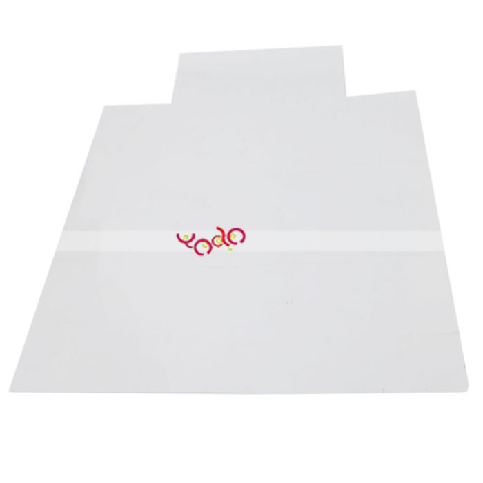 PVC Matte Home use Protective Mat for Floor Chair Transparent