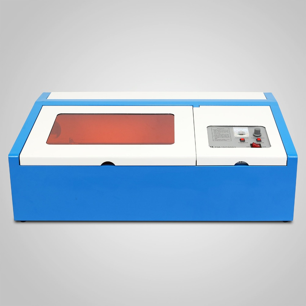 CO2 Printer 40W USB DIY Laser Engraver Cutter Engraving Laser Cutting Machine