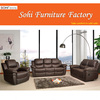 guangzhou furniture leather living room sofas ,simple design sofa set