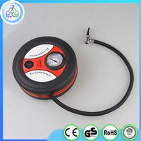 China popular portable car tire inflator,12v air compressor car tyre inflator 220V