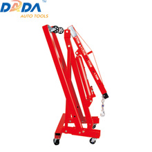 High sales quantity mini hydraulic floor shop crane by cheap price