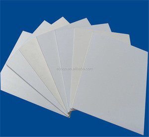 a4 pvc binding sheet/vinyl plastic sheet pvc