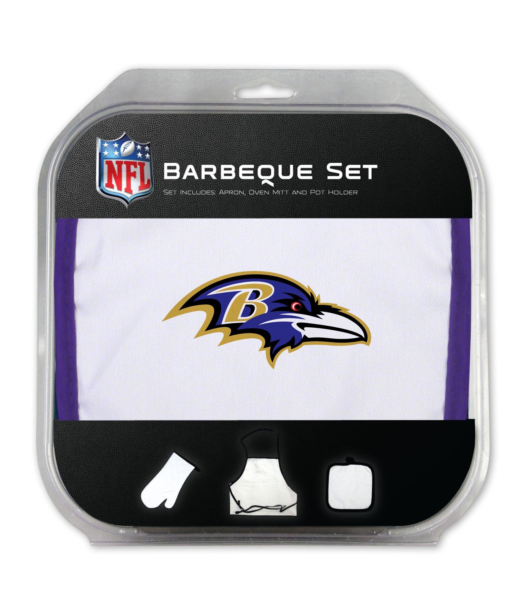 NFL Baltimore Ravens Tailgate Set