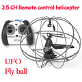 Hot sale UFO RC quadcopter 3 5CH gyro RC Helicopter Boy toys gift Radio Remote Control